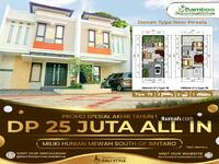 Dijual - Beli Sekarang, Rasakan Manfaatnya! Rumah Siap Huni di Selatan Bintaro