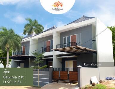 Dijual - Rumah murah dekat pintu toll tipe salvinia 54/90 dua lantai exclusive digrand tamansari