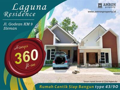 Dijual - Laguna Residence Godean