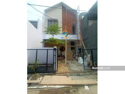 Dijual - DUREN SAWIT | Rumah Baru Murah 2 Lantai Dalam Perumahan di Lingkungan yg Aman Bebas dari Banjir