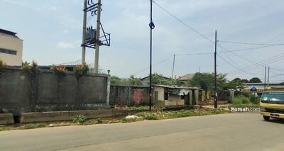 Dijual - Tanah Industri di Citeureup Bogor, Dekat Exit Tol Citeureup