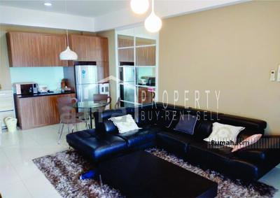 Disewa - Disewakan Cepat Apartemen 1 Park Avenue 2 BR Luas 91 m2 Full Furnish