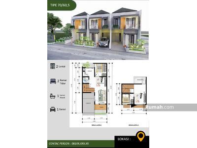 Dijual - Rumah Baru Lokasi Benowo - Pakal Surabaya Barat