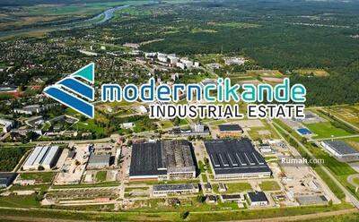 Dijual - Tanah Perindustrian di Modern Cikande (GT)