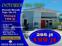 Dijual - OCTOBER BIG SALE