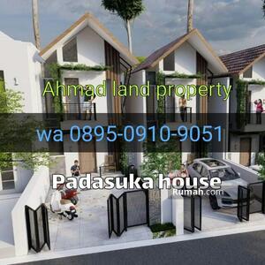 Dijual - Jual rumah di Padasuka Bandung cimenyan (Padasuka townhouse)