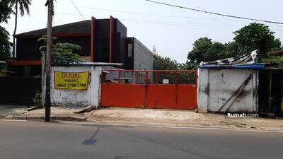 Dijual - KEBON JERUK, JAKARTA BARAT - DIJUAL TANAH BEBAS BANJIR SIAP BANGUN AKSES JALAN RAYA