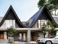 Dijual - Brand New 4 Bedrooms Heritage Style Townhouse at Bekasi Barat