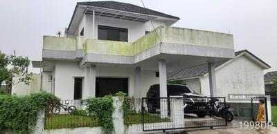 Dijual - Rumah Hoek 2 lantai Bagus 150/150 Citra Indah City