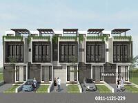 Dijual - Rumah Depok 2 Lantai DP 0% Free Biaya Akses Dekat Stasiun dan Pintu Tol Cisalak