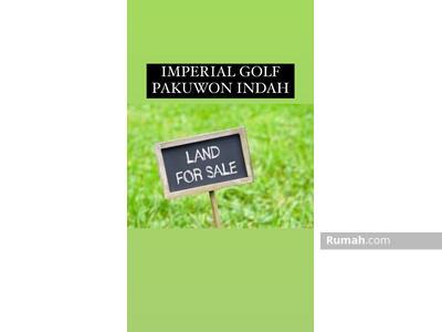 Dijual - Pakuwon Indah, Imperial Golf Regensi