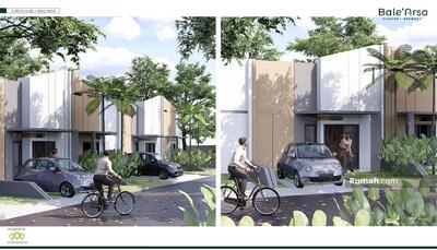 Dijual - Rumah minimalis modern lokasi bogor