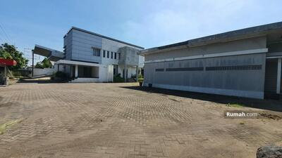 Dijual - Rumah Usaha Raya Kletek Sidoarjo