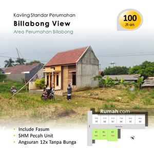 Dijual - 10 Menit ke Pintu Tol Kayu Manis Kavling Bogor