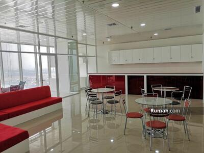 Dijual - Disewakan Office Gold Coast Pik Full Furnished Gold Coast Office
