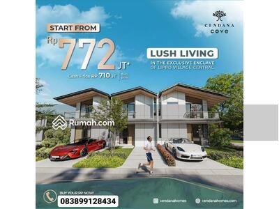 Dijual - Lippo Karawaci Tangerang