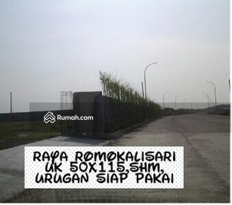 Disewa - Studio Tanah Pribadi Romokalisari, Surabaya, Jawa Timur
