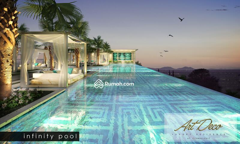 Art deco luxury apartment unit super penthuose ciumbuleuit 30662012