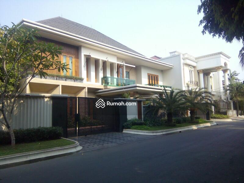 Dijual Cepat Rumah  Mewah di  Pondok Indah Jakarta  Selatan