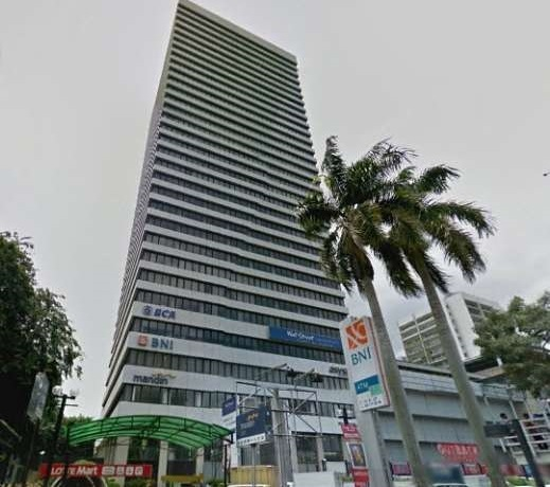 Sewa Kantor Ratu Plaza - Senayan Jakarta Selatan