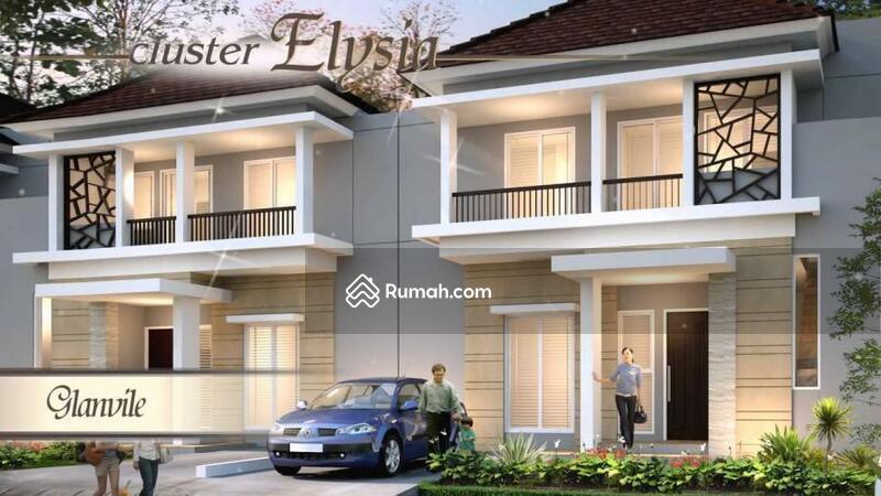 Dijual rumah cluster brand new house pasarkemis for Terrace 9 suvarna sutera