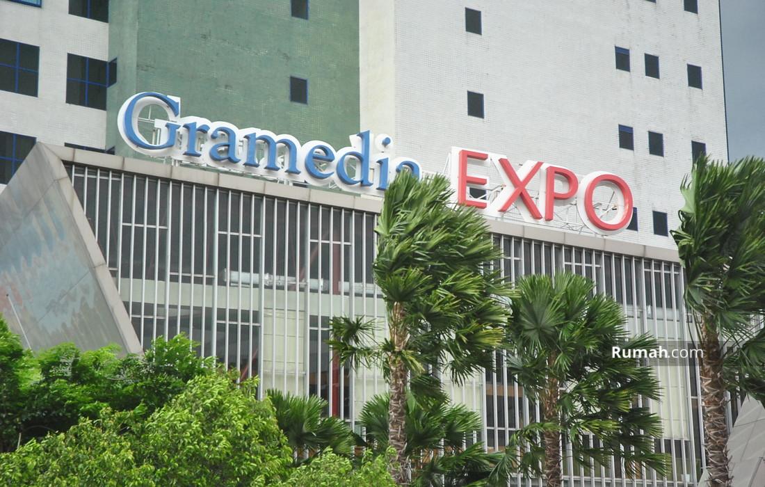 Image result for Gramedia Expo, logo