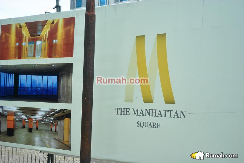 The Manhattan Square Jl Letjen T B Simatupang Cilandak